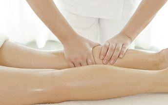 60minutová anticelulitidní masáž se zábalem
