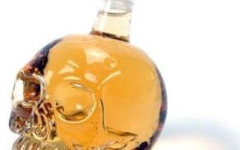 Alkoholová Lebka - Láhev