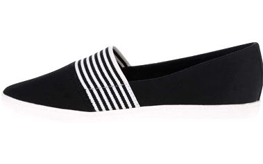 Černé loafers ALDO Kimilili
