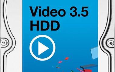 Seagate Video 3.5 HDD - 3TB - ST3000VM002