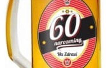 Půllitr - 60. narozeniny