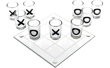 Alkoholové piškvorky - malé