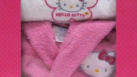 CTI Župan Hello Kitty Lucie dárková sada s ručníkem 10-12 let
