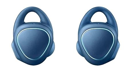 Samsung Gear IconX (SM-R150NZBAXEZ) modrý