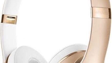 Sluchátka Beats Solo3 Wireless On-Ear (MNER2ZM/A) zlatá