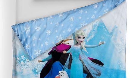 Povlečení Frozen Enjoy (Ledové království) 140x200,70x90