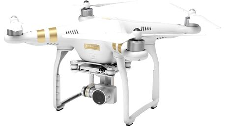 DJI Phantom 3 Professional, 4K Ultra HD kamera - DJ0051