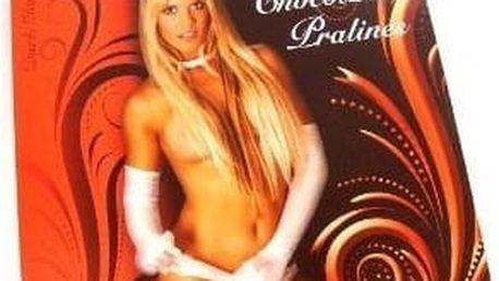 Exkluzivní čokoládová bonboniéra pro pány