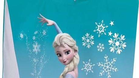 Pončo Frozen Enjoy (Ledové království) 60x120 cm