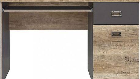 Psací stůl Malcolm BIU1D1S