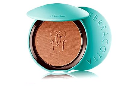 Guerlain Terracotta Bronzing Powder Naturel/Natural Blondes - Turquoise