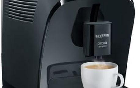 Espresso Severin PICCOLA INDUZIO KV 8080 černý