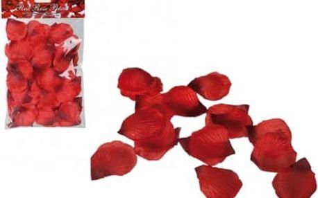 Postel plná růží 150ks - červená