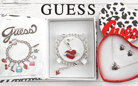 Okouzlující šperky Guess pro něžnou ručku
