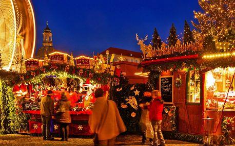 Advent v Drážďanech: vánoční trh Štrýclmarkt