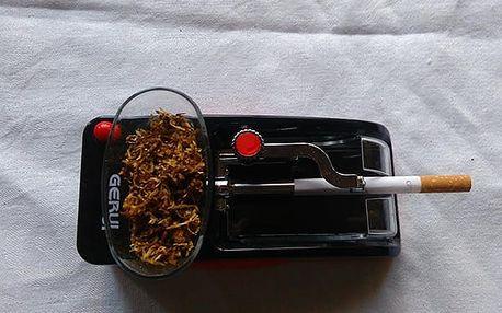 Elektronická plnička cigaret v akci