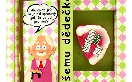 Kosmetický balíček pro dědečka