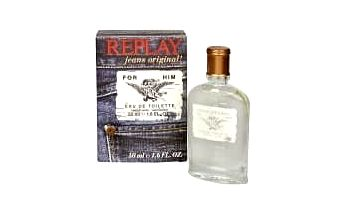 Replay Jeans Original Toaletní voda 50ml