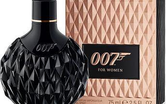 James Bond James Bond 007 Woman - parfémová voda s rozprašovačem 75 ml