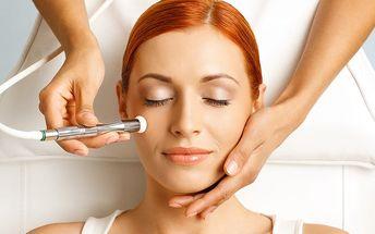 50minutové celkové kosmetické ošetření pleti