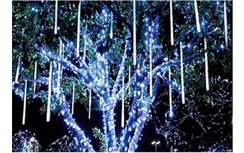 LED padající déšť