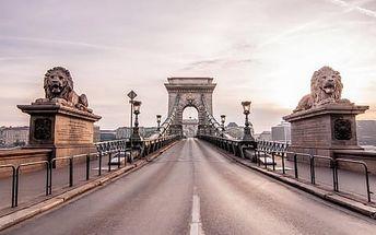 Výhodné ubytování v Budapešti v jednom ze 3* hotelů Star City, Barros nebo Atlas
