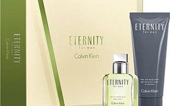 Calvin Klein Eternity toaletní voda pro muže 30 ml Set X16