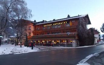 Silvestr na horách: Rakousko - Kaprun / Zell am See na 7 až 8 dní, polopenze s dopravou vlastní