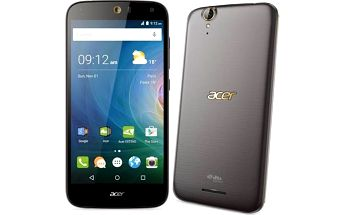 Acer Mobilní telefon Liquid Z630S LTE - černý/zlatý