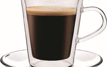 Příslušenství k espressu a kávovaru Maxxo Sklenice Dopio 100 ml