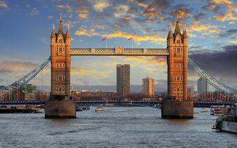 Londýn s teplým Golfským proudem, Velká Británie, Anglie, 4 dní, Autobus, Snídaně, Neznámé, sleva 6 %