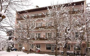 Silvestr na horách: Itálie - Kronplatz / Plan de Corones na 8 dní, polopenze s dopravou vlastní