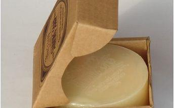 Pánské mýdlo na holení s kozím mlékem