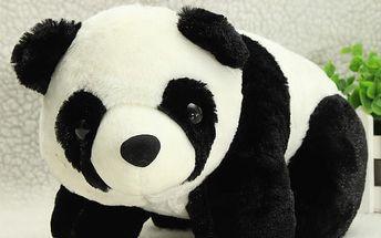 Plyšová panda - 30 cm