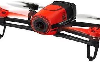 Dron PARROT Bebop (PF722009AA) (PF722009AA) červený + Doprava zdarma