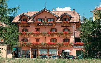 Silvestr na horách: Itálie - Folgaria / Lavarone na 5 až 8 dní, polopenze s dopravou vlastní