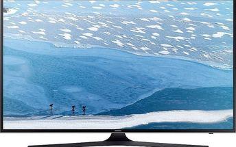Velká LED televize Samsung UE50KU6072