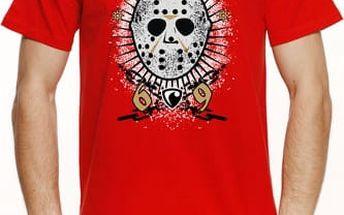 Represent Tričko Jason 69 červená R4M-TSS-1604 S