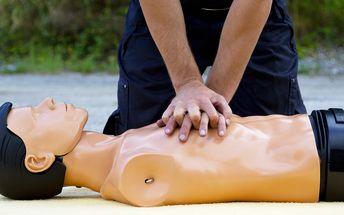 Základní kurz první pomoci s certifikátem