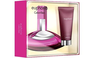 Calvin Klein Euphoria parfémovaná voda pro ženy 50 ml Set X16