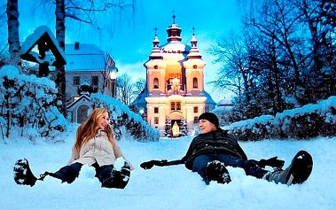 Celodenní adventní zájezd do rakouského města Štýr pro 1 osobu
