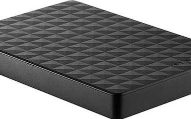 Seagate Expansion Portable 1TB (STEA1000400) černý