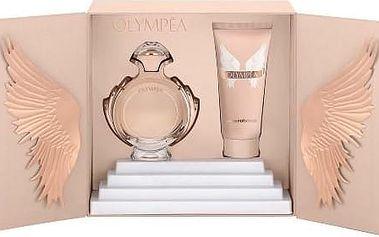 Paco Rabanne Olympea parfémovaná voda pro ženy 80 ml Set X16
