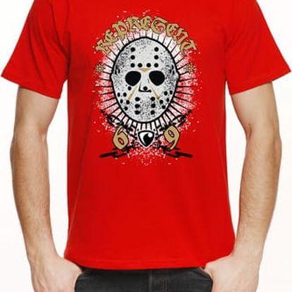 Represent Tričko Jason 69 červená R4M-TSS-1604 L