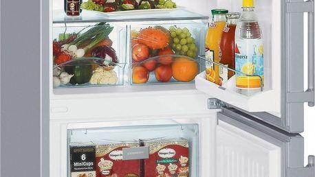 Kombinovaná lednička s mrazákem dole Liebherr CPesf 3523