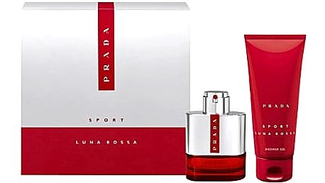 Prada Luna Rossa Sport toaletní voda pro muže 100 ml Set X16