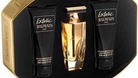 Balmain Extatic parfémovaná voda pro ženy Set X16