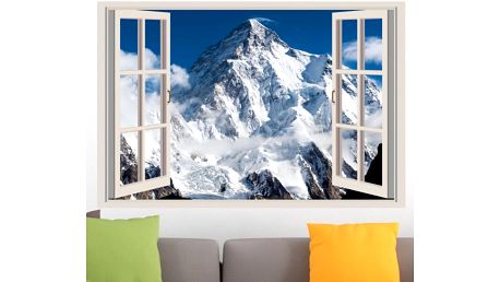 Samolepka na zeď - Mount Everest