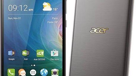 Mobilní telefon Acer Liquid Z630S LTE (HM.HT6EU.001) černý/zlatý Software F-Secure SAFE 6 měsíců pro 3 zařízení (zdarma) + Doprava zdarma