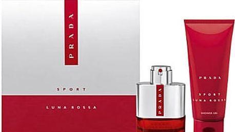 Prada Luna Rossa Sport toaletní voda pro muže 50 ml Set X16
